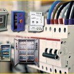 تجهیزات و اجزای تابلو برق صنعتی