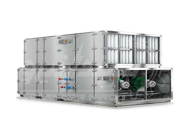 مزیت استفاده از اینورتر در فن کویل و هواساز