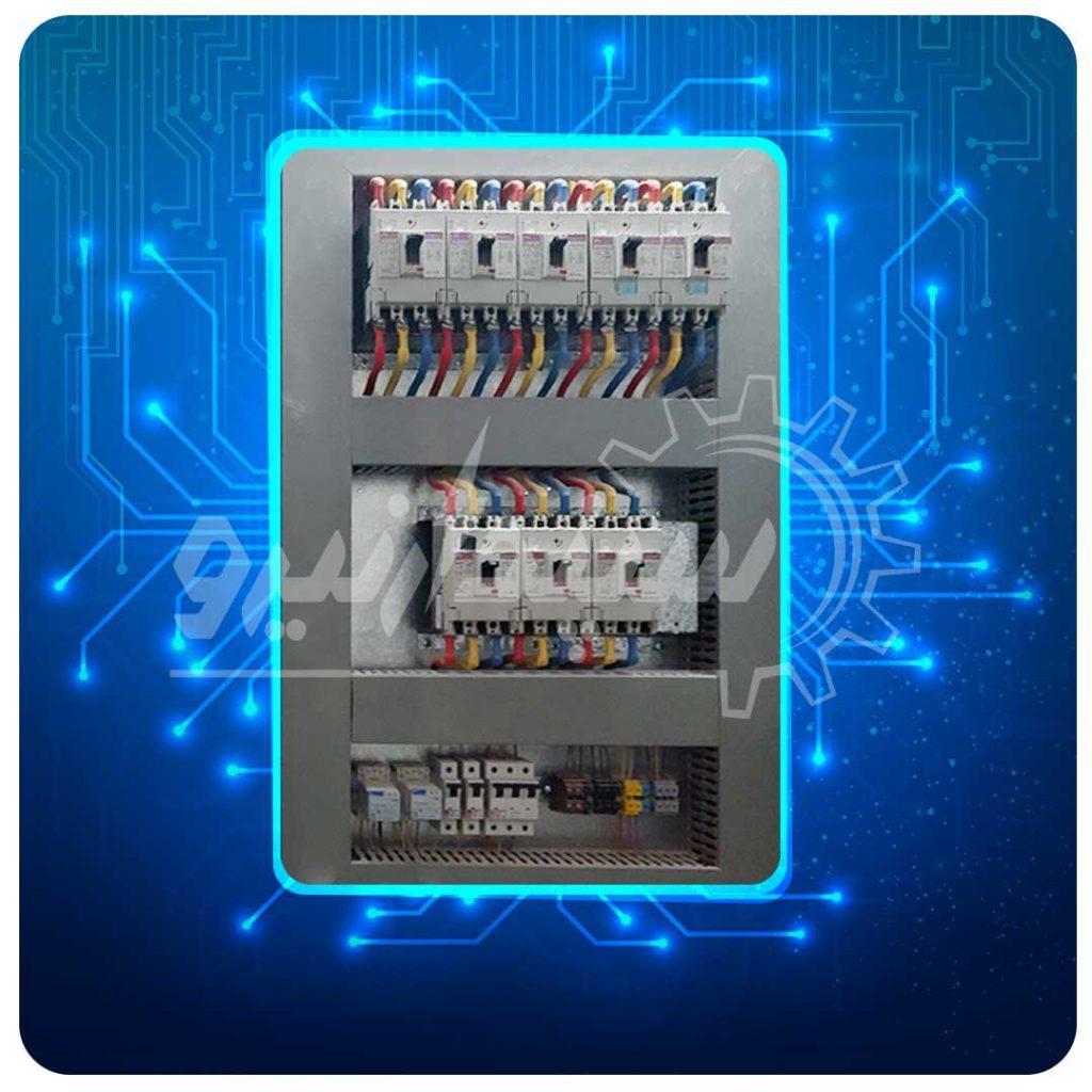 تابلو توزیع طبقات کلیدها از نوع فیکس و مولتی 100 آمپر و 63 آمپر